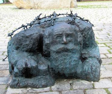 The Kneeling Jew