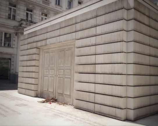 Nameless Library by Rachel Whiteread, 2000