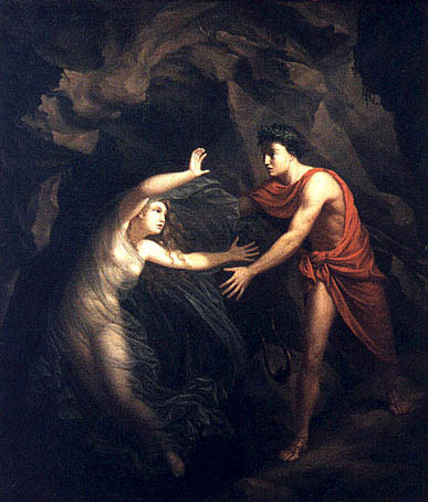 Orepheus in Hades